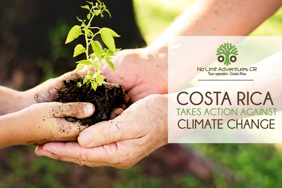 Take action against climate change